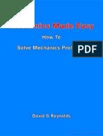 Mechanics Made Easy