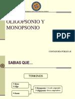 114692890 Oligopsonio y Monopsonio1
