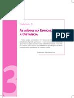 As mídias na Educação a Distância