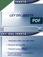 Presentacion LEY ISSSTE