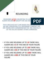 IATA Rounding