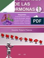 Generalidades de Las Hormonas