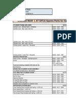 B&W L67 GFCA | Unused Spare Parts for Sale