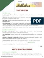 Vastu  Shastra and Remedial Vaastu