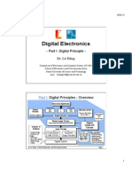 Chapter 3 Digital Electronics Le Dung