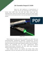Laser Audio LM358