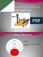 Crisis Convulsiva y Sus Intervenciones de Enfermeria