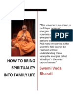How to Bring Spirituality Into Your Family Life
