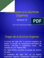 15IntroducciónalaQuímicaOrgánica2011