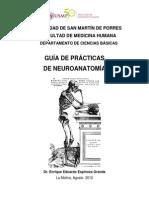 Guía de Prácticas de Neuroanatomía 2012