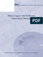 MadgeTech Software Manual
