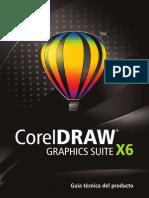 110838762 Corel Draw x6 PDF Espanol Manual (1)