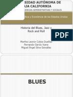 Historia Del Blues, Jazz y Rock and Roll