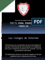 TIC's para padres de familia