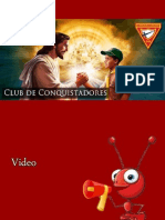COMO ORGANIZAR EL CLUB DE CONQUISTADORES.pptx
