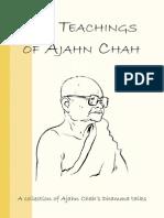 The Teachings of Ajahn Chah