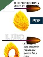 3. EXTINCIÓN DEL FUEGO