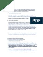 Derecho y Administracion de Empresas Test Vocacional
