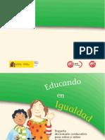 05. Educando en Igualdad - Diccionario Coeducativo de Primaria
