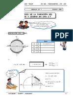 III BIM - TRIG - Guia Nº 7 - Analisis Variacion Seno y Cosen