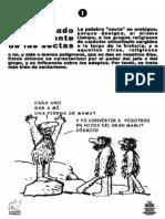 Las Sectas Al Descubierto- Comic