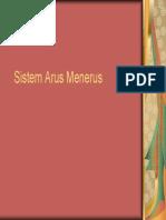 Sistem Arus Menerus