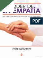 Resumen Libro El Poder de La Empatia