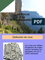 Uso de Las Rocas