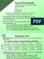 Demography Basics