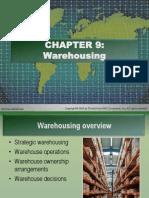 Chapter 09 - Warehousing