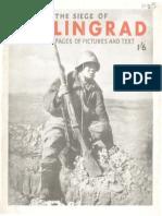 The Siege of Stalingrad