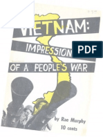 Vietnam- Impressions of a People's War