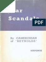 War Scandals
