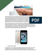 Hal Mengecewakan Dibalik Kemunculan Apple iPhone 5S