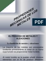 Materiales PROPIEDADES MECANICAS