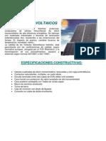01. Energía Solar Fotovoltaica