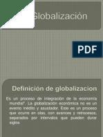 7.4 Globalizacion
