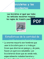 Las Bicicletas y Los Accidentes