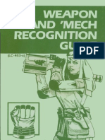 27119_Weapon Mech Recognition Guide