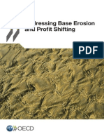 Ocde Adressing Base Erosion