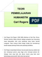 Teori Perkembangan Humanistik