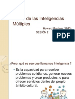 Teoria de Las Inteligencias Multiples