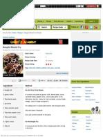 Bangda Masala Fry Recipe - NDTVCooks.com