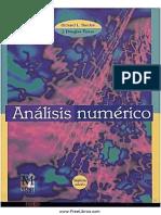 Análisis Numérico - 7ma Edición - Richard L. Burden & J. Douglas Faires