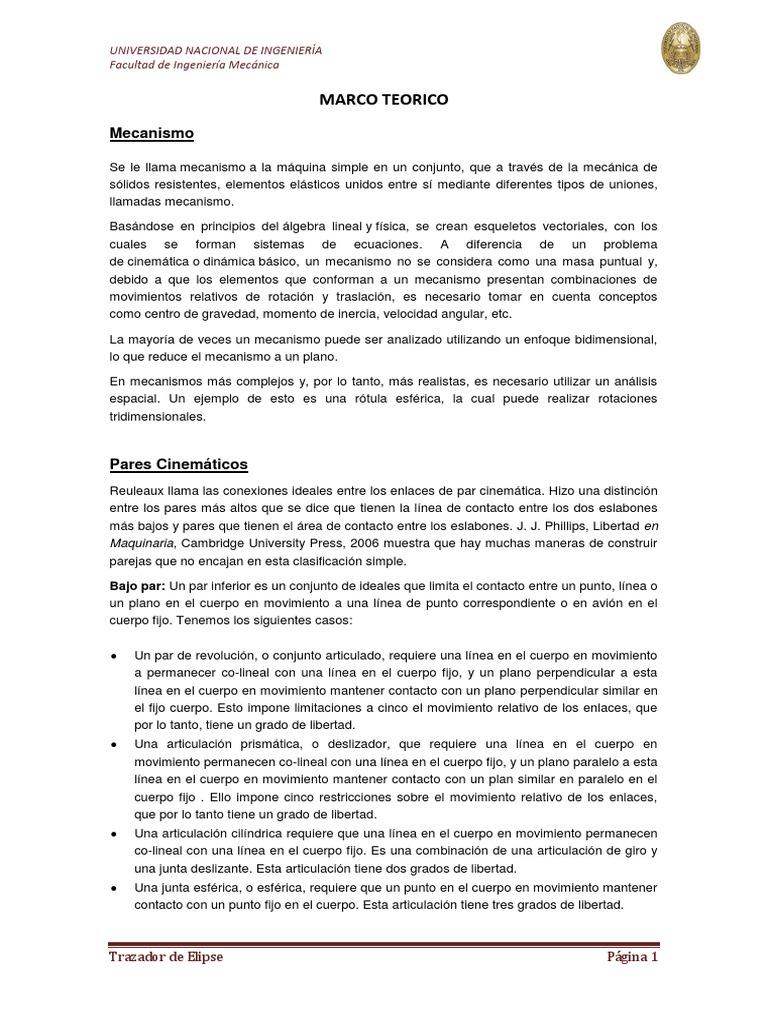 Asombroso Ejemplo De Junta De Rótula Esférica Ideas - Imágenes de ...