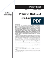 Policy Brief 9 Eng_ver Political Risk and Ex Combatants_Nepal