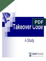 SEBI Takeover Code Full Analysis