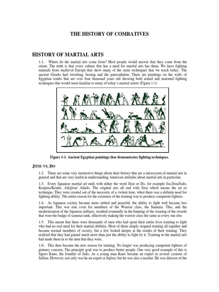 The History Modern Army Combatives Program | Brazilian Jiu Jitsu | Jujutsu