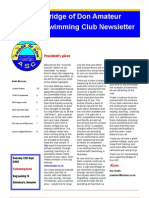 BODASC Newsletter Summer 09