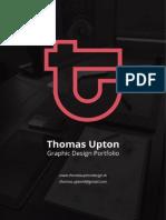 Thomas Upton Portfolio 2013